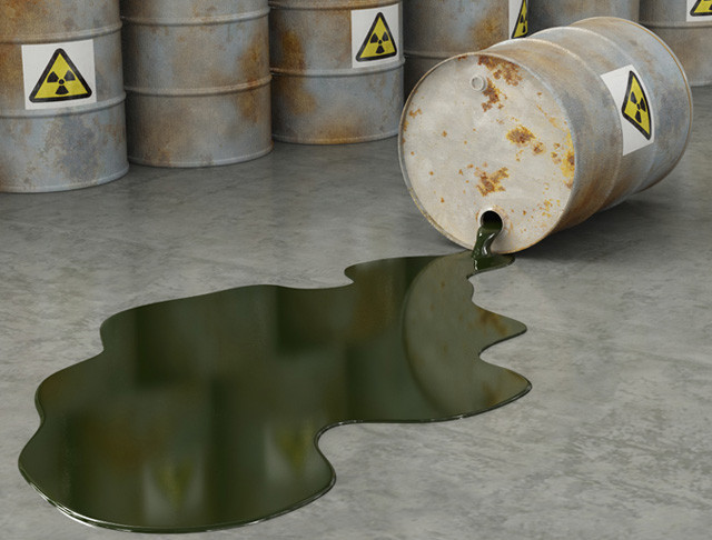 Hazardous Waste Spill