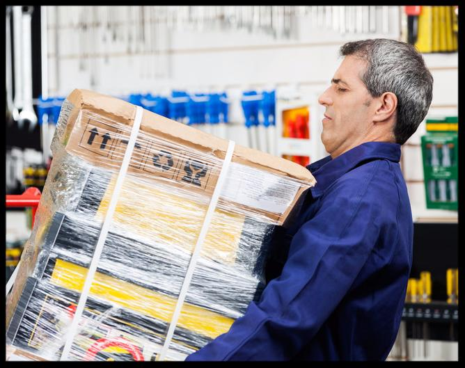Overexertion injury workplace safety article